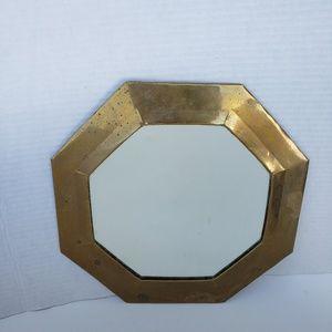 Other - Brass mirror